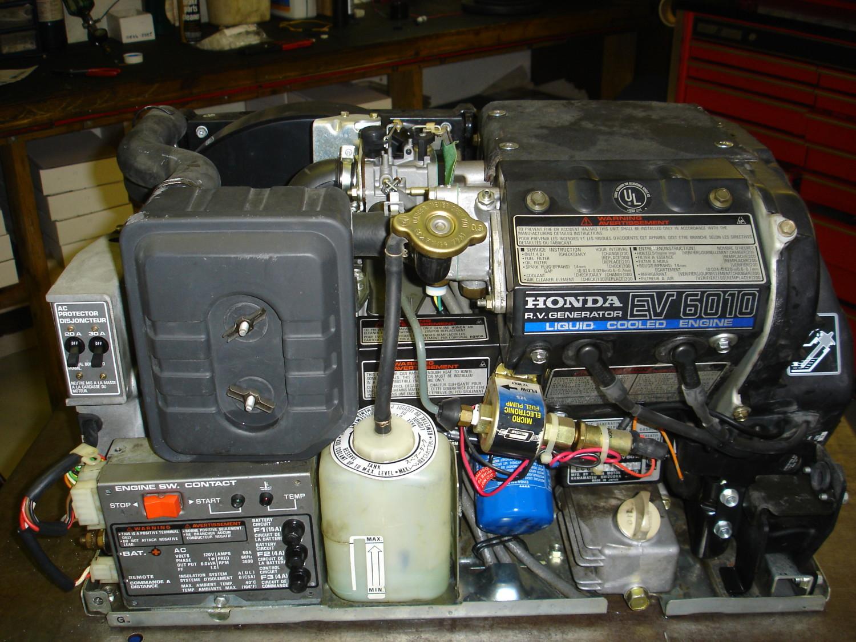 Used Honda Ev6010 1